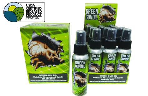 Green Gun Oil